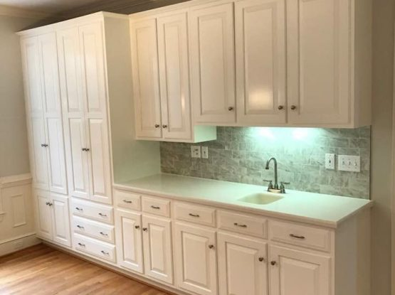 Tile and cabinet doors